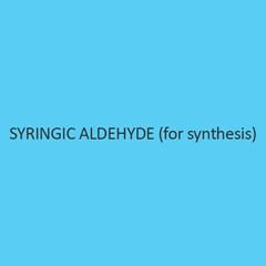 Syringic Aldehyde