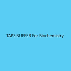 Taps Buffer For Biochemistry