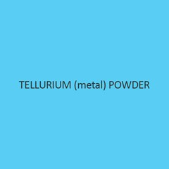 Tellurium (metal) Powder