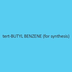 Tert Butyl Benzene For Synthesis