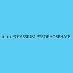 Tetra Potassium Pyrophosphate