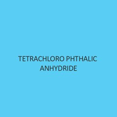Tetrachloro Phthalic Anhydride