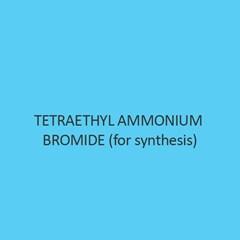 Tetraethyl Ammonium Bromide