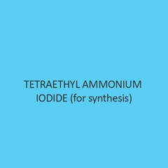 Tetraethyl Ammonium Iodide