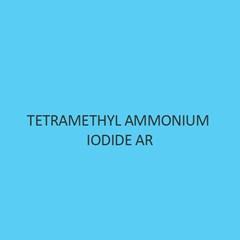 Tetramethyl Ammonium Iodide AR