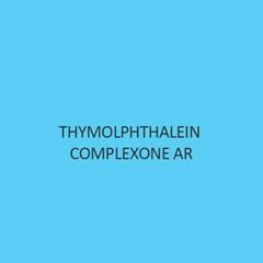Thymolphthalein Complexone AR