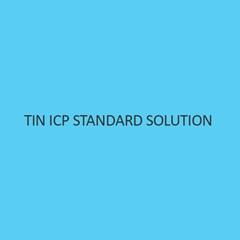 Tin ICP Standard Solution