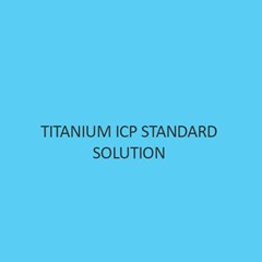 Titanium ICP Standard Solution