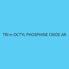 Tri n Octyl Phosphine Oxide AR