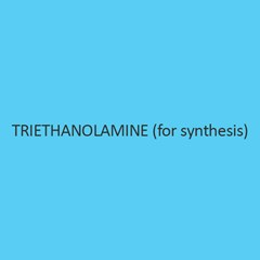 Triethanolamine (for synthesis)