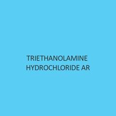 Triethanolamine Hydrochloride AR