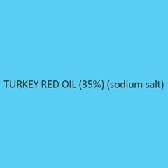 Turkey Red Oil (35 percent)