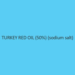 Turkey Red Oil (50 percent)
