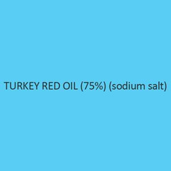 Turkey Red Oil (75 percent)