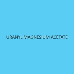 Uranyl Magnesium Acetate