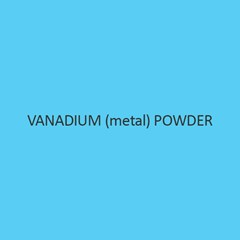 Vanadium (metal) Powder