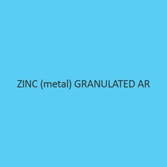 Zinc (metal) Granulated AR