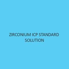 Zirconium Icp Standard Solution 1000Mg per L In Water